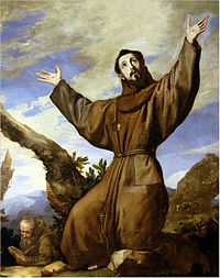 St. Francis of Assisi (our seraphic father)